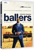 BALLERS: THE COMPLETE THIRD SEASON DVD
