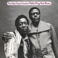 BUDDY GUY / JUNIOR  WELLS - PLAY THE BLUES VINYL