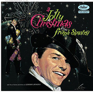 FRANK SINATRA - JOLLY CHRISTMAS FROM FRANK SINATRA VINYL