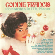 CONNIE FRANCIS - CHRISTMAS IN MY HEART VINYL