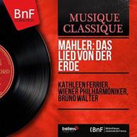 MAHLER / KATHLEEN  FERRIER - MAHLER: DAS LIED VON DER ERDE VINYL
