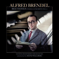BEETHOVEN / ALFRED  BRENDEL - BEETHOVEN: PIANO CONCERTO 4 VINYL