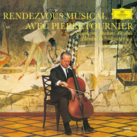 PIERRE FOURNIER - RENDEZVOUS MUSICAL VINYL