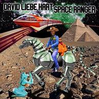 DAVID LEIBE HART - SPACE RANGER VINYL
