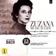 ZUZANA RUZICKOVA - ZUZANA: MUSIC IS LIFE - STORY OF LOVE TYRANNY VINYL