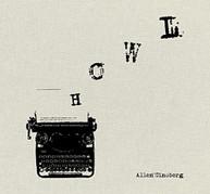 ALLEN GINSBERG - READS HOWL & OTHER POEMS VINYL