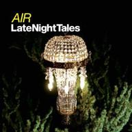 AIR - LATE NIGHT TALES VINYL