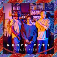 BENIN CITY - LAST NIGHT VINYL