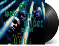 LORDS OF THE UNDERGROUND - HERE COME THE LORDS VINYL
