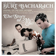 BURT BACHARACH - STORY OF MY LIFE: SONGS OF BURT BACHARACH VINYL