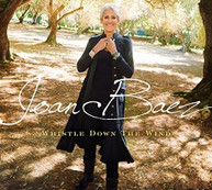 JOAN BAEZ - WHISTLE DOWN THE WIND VINYL