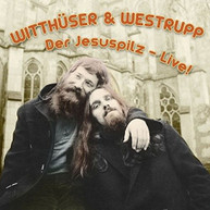 WITTHUSER &  WESTRUPP - DER JESUSPILZ LIVE VINYL