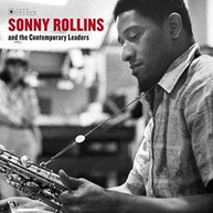 SONNY ROLLINS - SONNY ROLLINS & THE CONTEMPORARY LEADERS VINYL