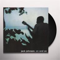 JACK JOHNSON - ON AND ON * VINYL