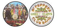 THE BEATLES - SGT. PEPPER'S LONELY HEARTS CLUB BAND (REMXED 2017 / PICTURE DISC) * VINYL