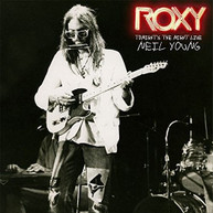 NEIL YOUNG - ROXY - TONIGHT'S THE NIGHT LIVE VINYL