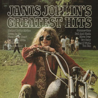 JANIS JOPLIN - JANIS JOPLIN'S GREATEST HITS VINYL