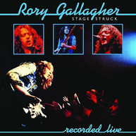 RORY GALLAGHER - STAGE STRUCK VINYL