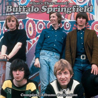 BUFFALO SPRINGFIELD - WHAT'S THAT SOUND - COMPLETE ALBUMS COLLECTION VINYL