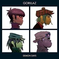 GORILLAZ - DEMON DAYS VINYL