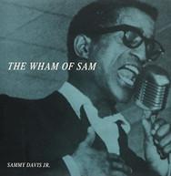 SAMMY DAVIS JR - WHAM OF SAM VINYL