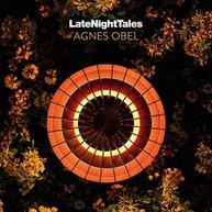 AGNES OBEL - LATE NIGHT TALES: AGNES OBEL VINYL