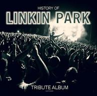 LINKIN PARK - HISTORY OF: UNAUTHORIZED VINYL
