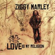 ZIGGY MARLEY - LOVE IS MY RELIGION VINYL