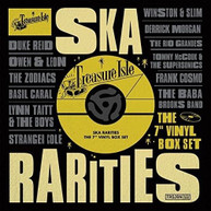 TREASURE ISLE SKA RARITIES: 7 VINYL BOX SET / VAR VINYL