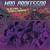 MAD PROFESSOR - ELECTRO DUBCLUBBING VINYL
