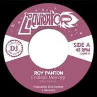 ROY PANTON - ENDLESS MEMORY / TELL ME VINYL