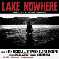 LAKE NOWHERE / SOUNDTRACK VINYL