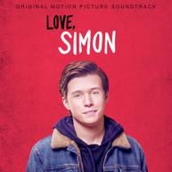 LOVE SIMON / SOUNDTRACK VINYL