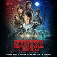 KYLE DIXON / MICHAEL  STEIN - STRANGER THINGS 2 (NETFLIX) (ORIGINAL) VINYL