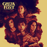 GRETA VAN FLEET - BLACK SMOKE RISING VINYL
