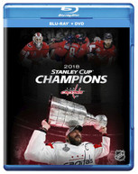 2018 STANLEY CUP CHAMPION BLURAY