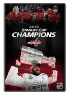 2018 STANLEY CUP CHAMPION DVD