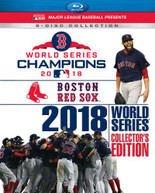 2018 WORLD SERIES COLLECTOR'S EDITION BLURAY