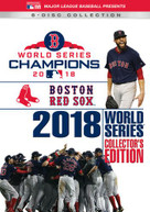 2018 WORLD SERIES COLLECTOR'S EDITION DVD