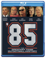 85: GREATEST TEAM IN FOOTBALL HISTORY BLURAY
