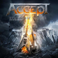 ACCEPT - SYMPHONIC TERROR: LIVE AT WACKEN 2017 BLURAY