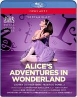 ALICE'S ADVENTURES IN WONDERLAND BLURAY