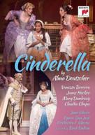 ALMA DEUTSCHER - CINDERELLA DVD