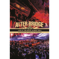 ALTER BRIDGE - LIVE AT THE ROYAL ALBERT HALL BLURAY