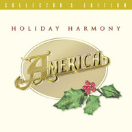 AMERICA - HOLIDAY HARMONY CD