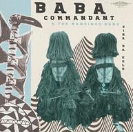 BABA COMMANDANT &  MANDINGO BAND - SIRI BA KELE CD