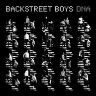 BACKSTREET BOYS - DNA VINYL