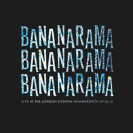 BANANARAMA - LIVE AT THE LONDON EVENTIM HAMMERSMITH APOLLO BLURAY