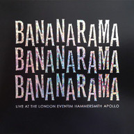 BANANARAMA - LIVE AT THE LONDON EVENTIM HAMMERSMITH APOLLO VINYL