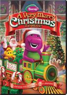 BARNEY: A VERY MERRY CHRISTMAS - MOVIE DVD